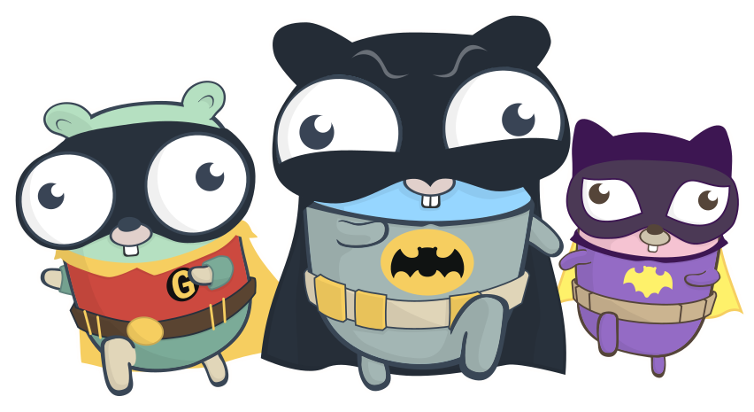 gophers in Gotham